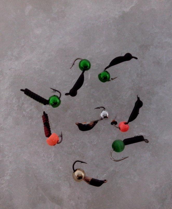 Ловля на летнюю мормышку с боковым кивком