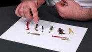 Силиконовые приманки для ловли спиннингом на микроджиг