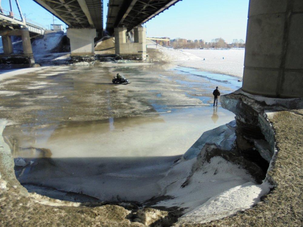 Уровень воды в Берди