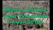 Весна в долине Чулышмана