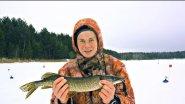 Рыбалка на Щуку 2017 – Весенняя Ловля Рыбы Жерлицами / Pike fishing in spring