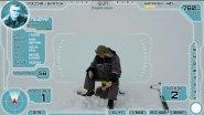 Зимняя рыбалка глазами дрона.