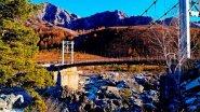 Красивое место в Горном Алтае. Ороктойский мост.