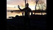 Рыбалка в первый день весны 2017.Трудовое открытие сезона 2017.