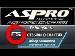 Graphiteleader Aspro 792H отчет по эксплуатации