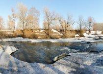 Перекаты у устья Тулы.