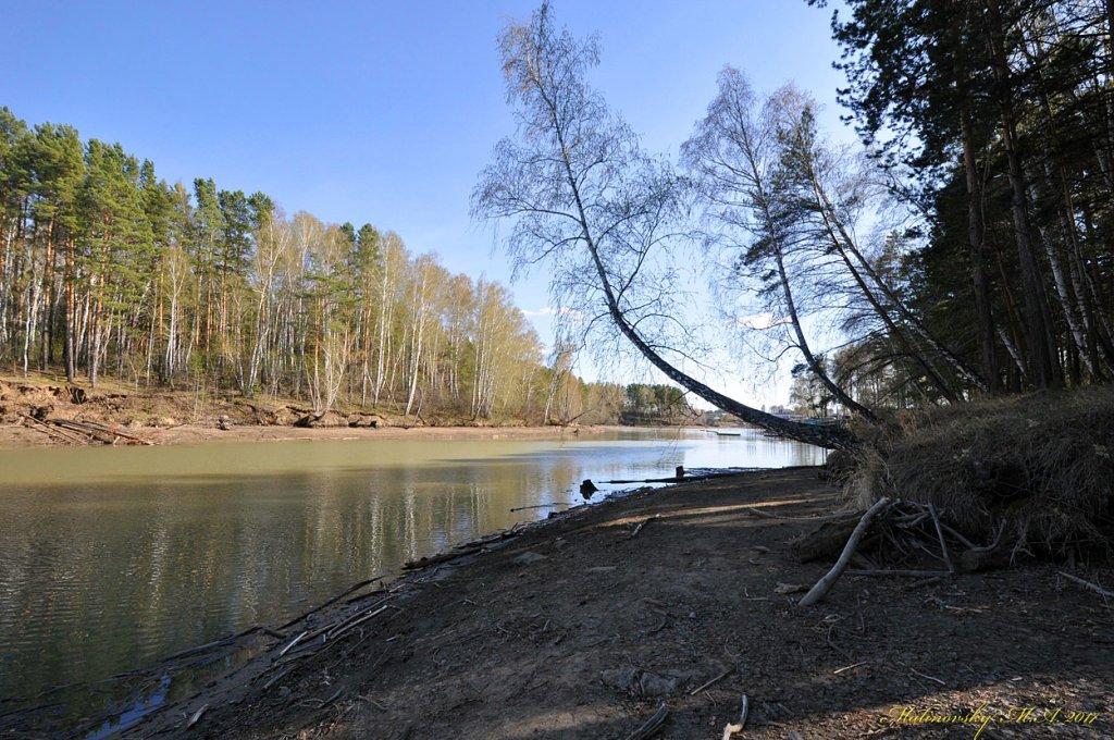 Река Гуменка. 9 Мая 2017. День Победы!