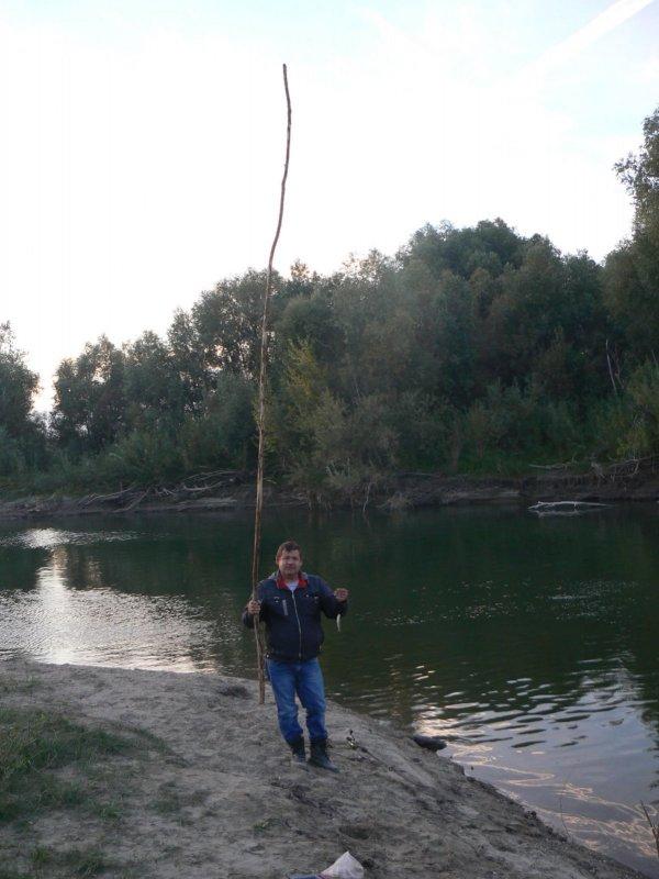 Сибирский рыбак. Лето 2016. Ультролайт.