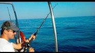 У рыбака не выдержали нервы...