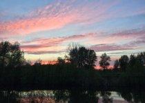 Закат над Тулой