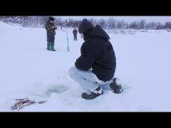 Рыбалка в глухозимье 2017 январь. Отчет 3.