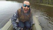 Ловля щуки. Рыбалка весной. Повезло на рыбалке