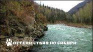Горный Алтай, весна на реке Кумир...