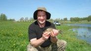 Удачная рыбалочка