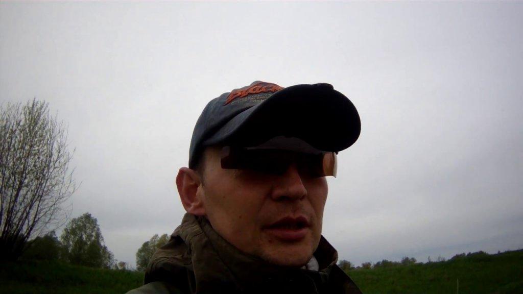 Тренировка перед Чемпионатом Сибири по спиннингу с берега г. Омск