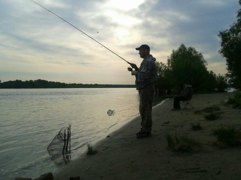 Сегодня на реке Обь... 7 июня 2017