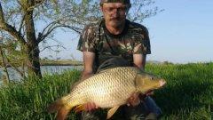 Моя рыбалка 1-13. Сазан.