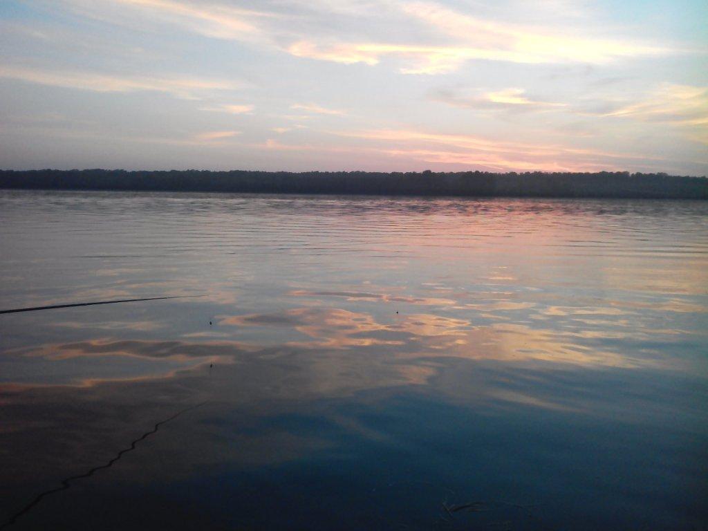 река Обь, Мошковский район