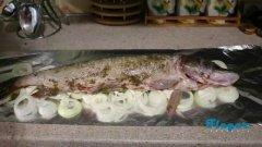 Как вкусно приготовить щуку в духовке в фольге - рецепт