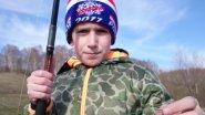 Рыбалка на спиннинг весной открытие сезона недетская рыбалка