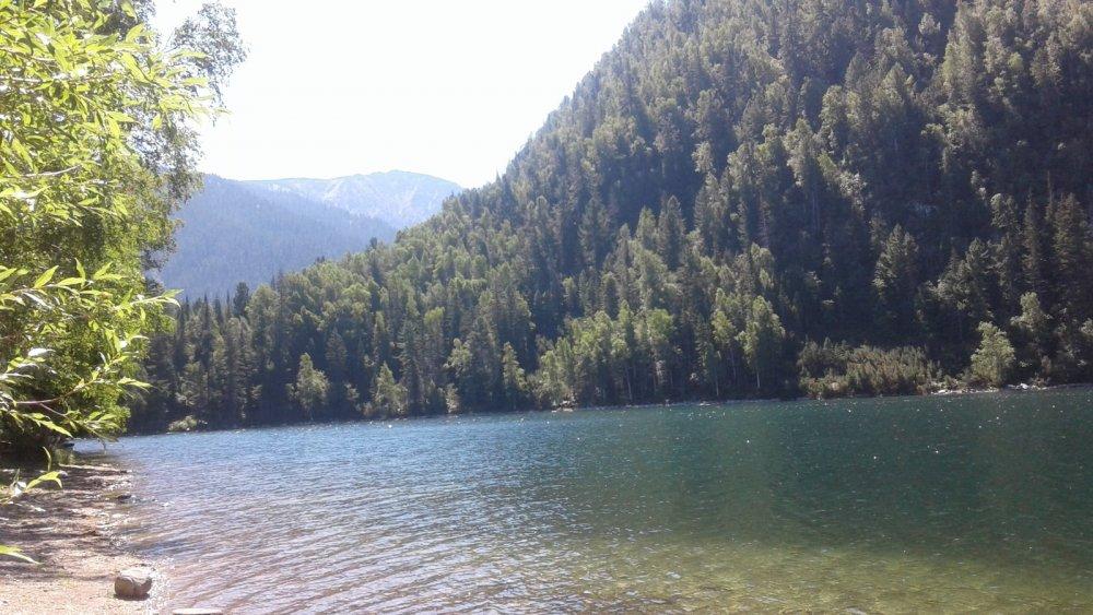 """Озеро """"Изумрудное"""" 05.07.2017."""