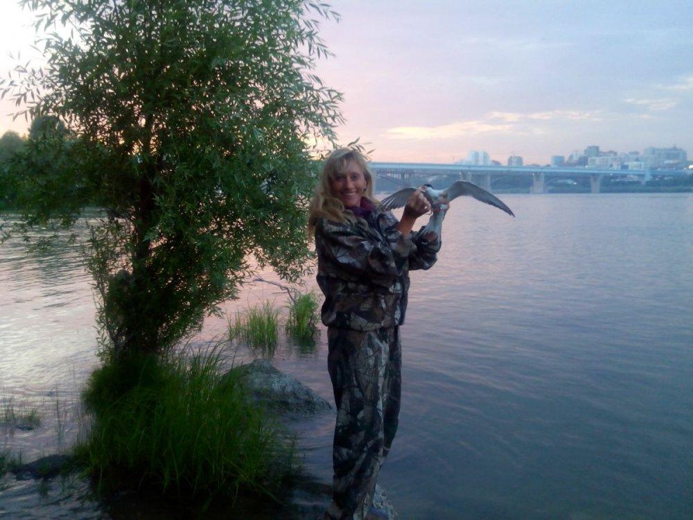 Чайковая рыбалка.