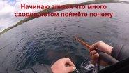Вот это рыбалка! Рыба которая ломает спиннинги, разгибает крючки и рвёт поводки.Трофей прйман