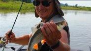 Рыбалка в Башкирии  Сплав по реке на лодке ПВХ