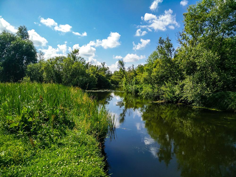 Малая речка *