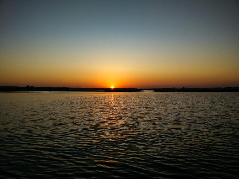 Восход на БЗ