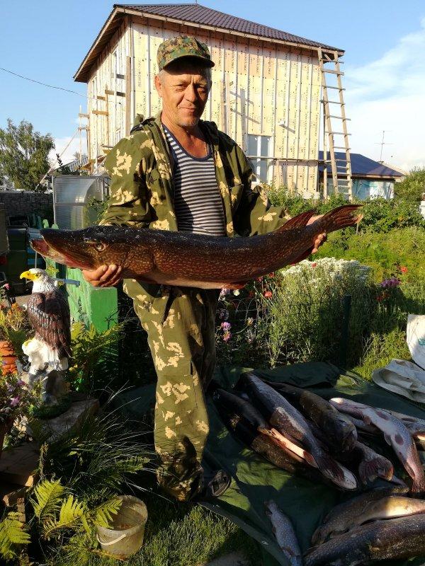 Трофей из Томских областей