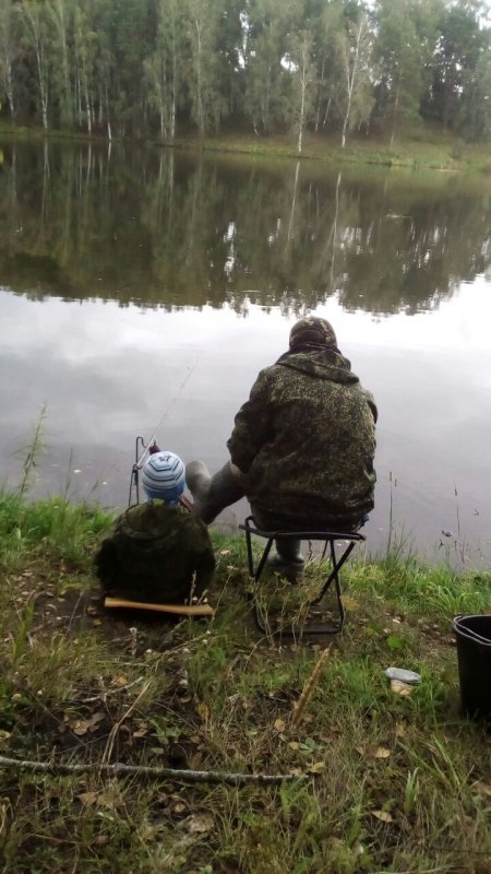 Юный рыбак 3