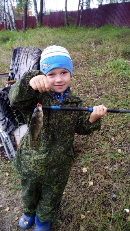 Юный рыбак 2