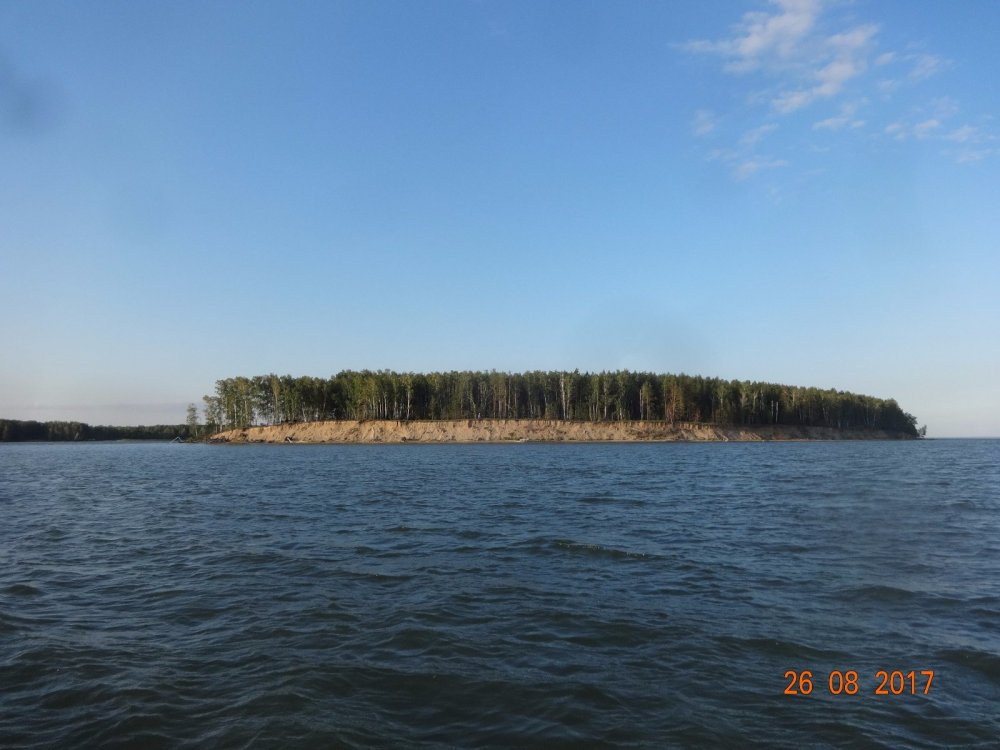 Остров Шарапский.