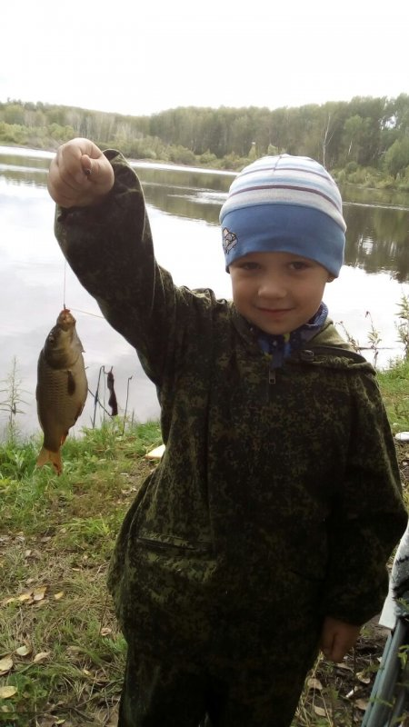 Юный рыбак 5