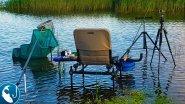 Рыбалка на карася летом в июле Карась на фидер в новом месте.Готовим на природе | Рыбалка с Родионом