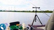 Ловля леща в сентябре. Трудовая рыбалка на фидер канале. Готовим на природе | Рыбалка с Родионом