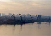 Новосибирск - портовый город.