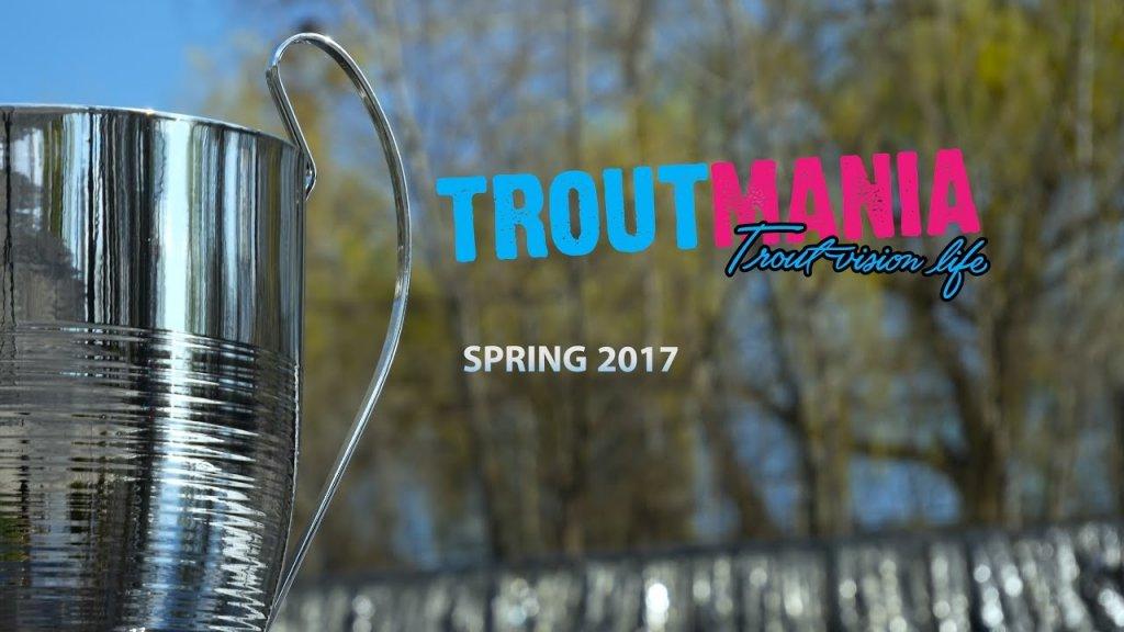 Troutmania весна 2017