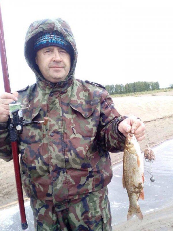 Рыбалка на Печере