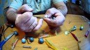 9 способов монтажа силиконовых приманок. Первая часть