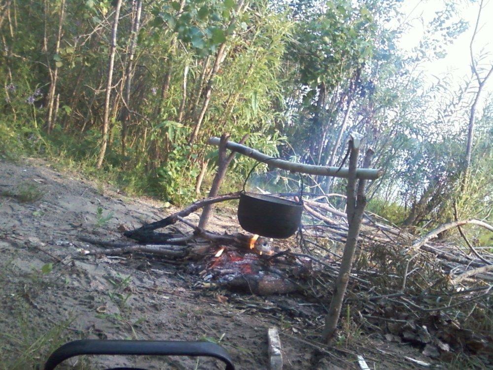 готовится ужин