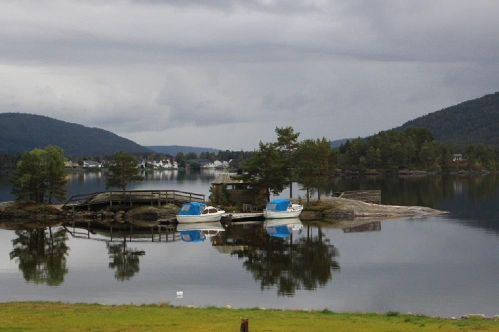 На юге Норвегии 2017