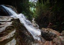 Каскад водопадов о.Самуи