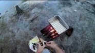 Спиннингист на кухне/Окунь горячего копчения/Щука горячего копчения