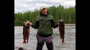 Моя самая экстремальная и результативная рыбалка. Трейлер.