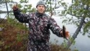 Рыбалка в Томской области (Каргасок)