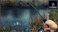 Щука на третьем забросе. Первые рыбалки на ультралайт. (LiveFishing)