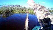 Рыбалка на щуку на севере⚡️Ловля щуки на севере⚡️Один на диком острове
