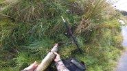 Pike fishing in Scotland. / Рыбалка на щуки в Шотландии.
